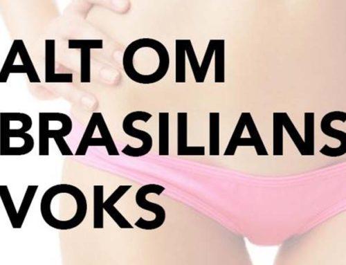 Brasiliansk for første gang? Dette må du vite!