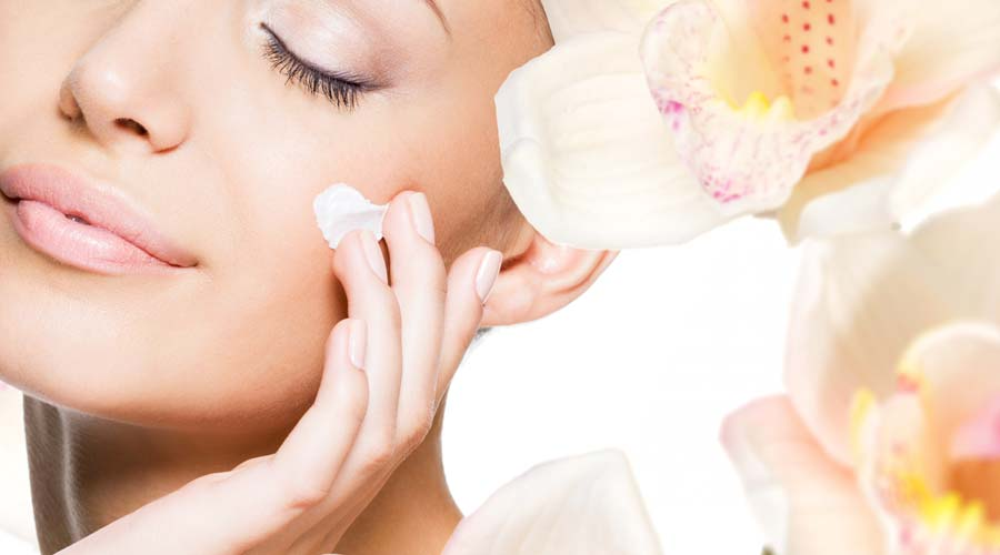 Daily routine for skin care