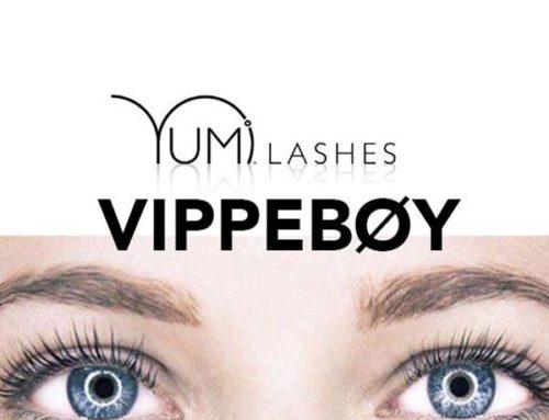 Få fantastiske vipper med Yumi Lashes!